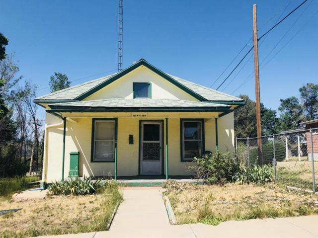 115 Walsen Ave, Walsenburg, CO 81089 (MLS #18-678) :: Sarah Manshel of Southern Colorado Realty