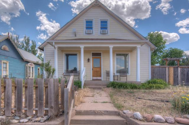 116 E Francisco St, LaVeta, CO 81055 (MLS #18-739) :: Sarah Manshel of Southern Colorado Realty