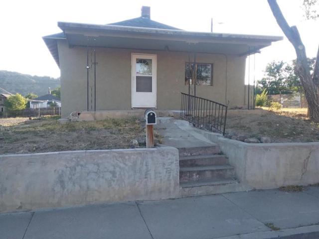 1615 N Linden Ave, Trinidad, CO 81082 (MLS #18-802) :: Sarah Manshel of Southern Colorado Realty
