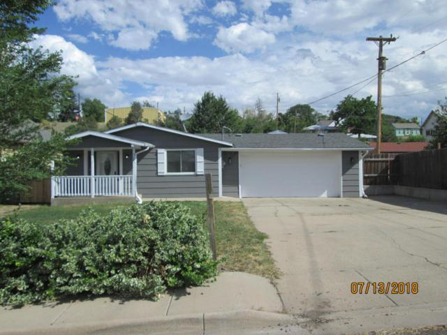 312 E 3rd St, Trinidad, CO 81082 (MLS #18-831) :: Sarah Manshel of Southern Colorado Realty