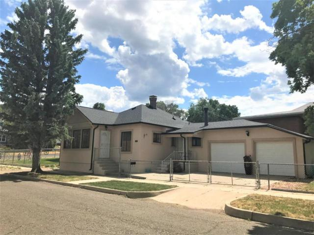 709 Walnut St, Trinidad, CO 81082 (MLS #18-832) :: Sarah Manshel of Southern Colorado Realty