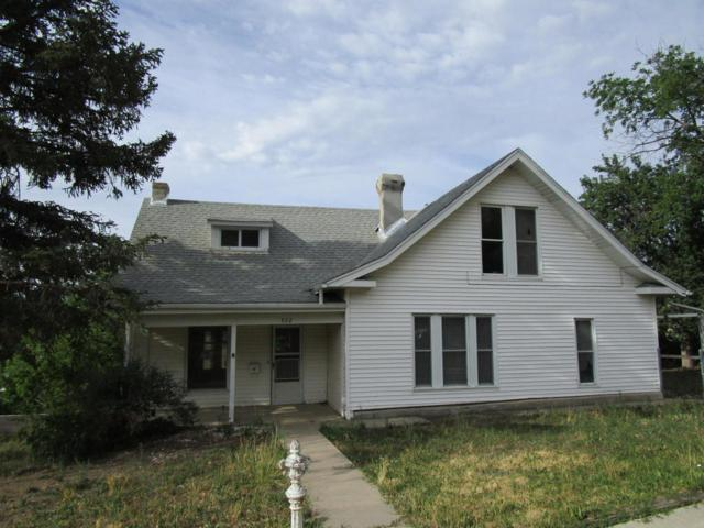 922 Park St, Trinidad, CO 81082 (MLS #18-866) :: Sarah Manshel of Southern Colorado Realty