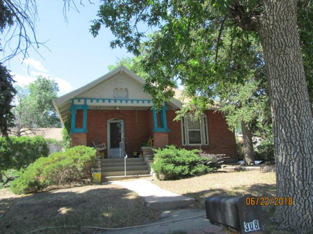 308 Madison St, Trinidad, CO 81082 (MLS #18-900) :: Sarah Manshel of Southern Colorado Realty