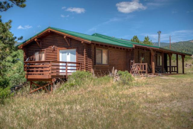 10810 Mt Shavano Drive, Aguilar, CO 81020 (MLS #18-901) :: Sarah Manshel of Southern Colorado Realty