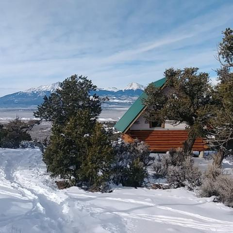 000 Schieffelin Rd D-2/3617, Ft. Garland, CO 81133 (MLS #19-12) :: Big Frontier Group of Southern Colorado Realty