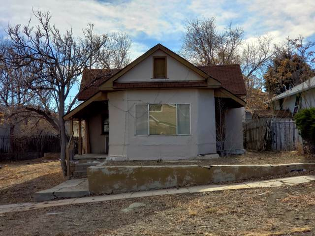 306 White St, Trinidad, CO 81082 (MLS #19-1253) :: Big Frontier Group of Bachman & Associates