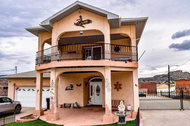 505 W 1st St, Trinidad, CO 81082 (MLS #19-212) :: Big Frontier Group of Bachman & Associates
