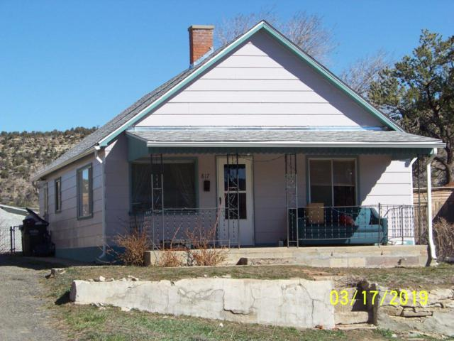 817 W Kansas Ave, Trinidad, CO 81082 (MLS #19-225) :: Big Frontier Group of Bachman & Associates
