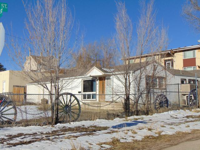 611 E 7th St, Trinidad, CO 81082 (MLS #19-42) :: Big Frontier Group of Southern Colorado Realty