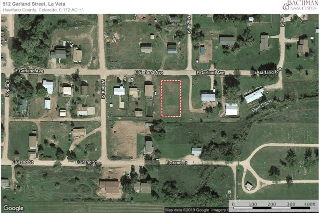 Lots 9-12 E Garland St, LaVeta, CO 81055 (MLS #19-467) :: Big Frontier Group of Bachman & Associates