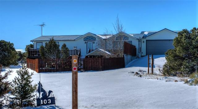 103 Coyote, Walsenburg, CO 81089 (MLS #19-6) :: Big Frontier Group of Southern Colorado Realty