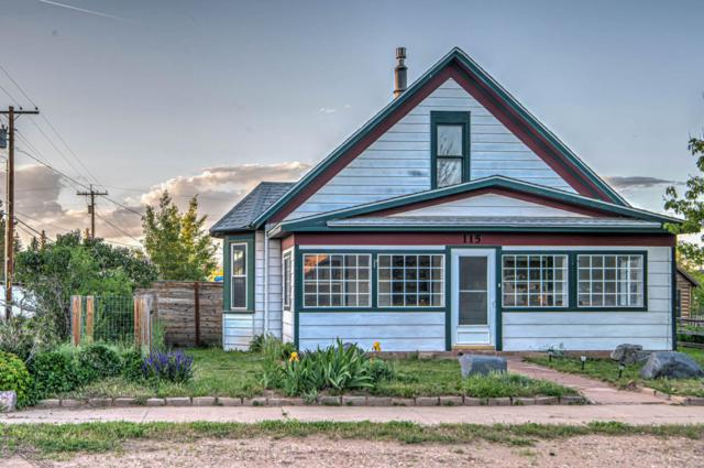 115 E Virginia St, LaVeta, CO 81055 (MLS #19-655) :: Big Frontier Group of Bachman & Associates