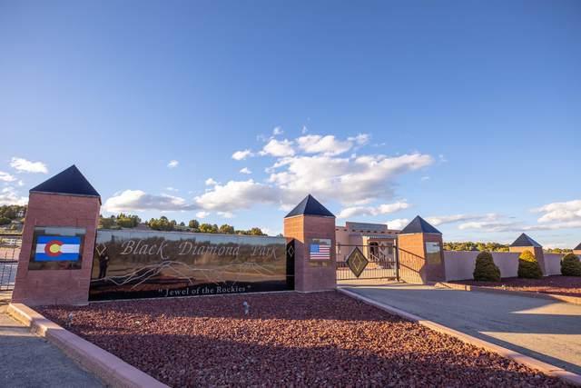 Black Diamond Park, Walsenburg, CO 81089 (MLS #20-1038) :: Bachman & Associates