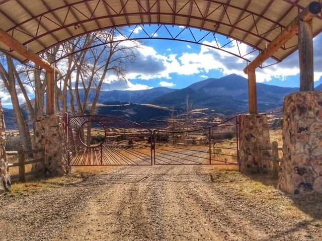 Lot 10 Yellowstone Creek Ranch, LaVeta, CO 81055 (MLS #20-142) :: Bachman & Associates