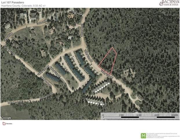 Valley Vista #107, Cuchara, CO 81055 (MLS #20-299) :: Bachman & Associates
