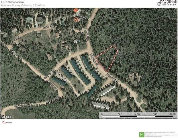 Valley Vista #106, Cuchara, CO 81055 (MLS #20-300) :: Bachman & Associates