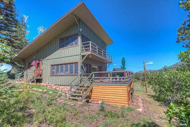 256 Black Bear Rd, Cuchara, CO 81055 (MLS #20-906) :: Bachman & Associates
