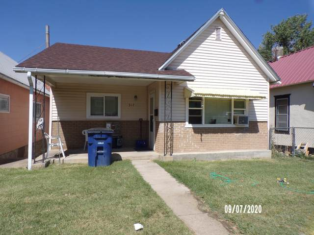 317 E Topeka Ave, Trinidad, CO 81082 (MLS #20-941) :: Bachman & Associates