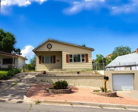 821 W Kansas Ave, Trinidad, CO 81082 (MLS #21-1065) :: Bachman & Associates