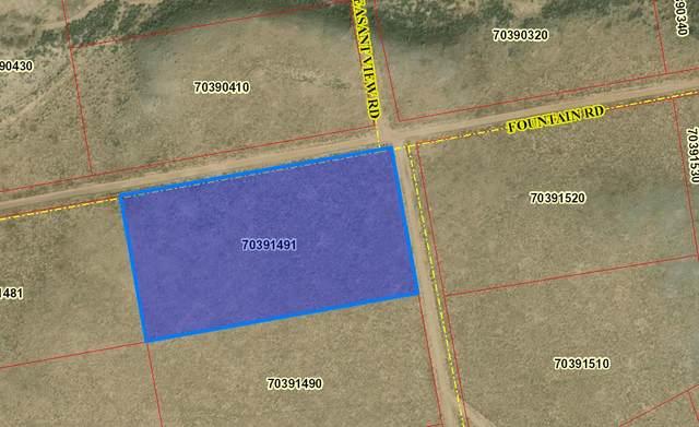 TBD Fountain Rd, Blanca, CO 81123 (MLS #21-112) :: Bachman & Associates