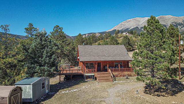10437 Mt. Sneffels Drive, Aguilar, CO 81020 (MLS #21-1130) :: Bachman & Associates