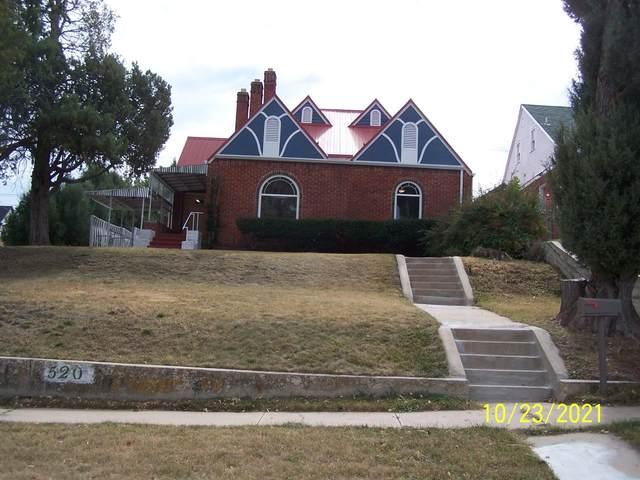 520 W Kansas Ave, Trinidad, CO 81082 (MLS #21-1152) :: Bachman & Associates