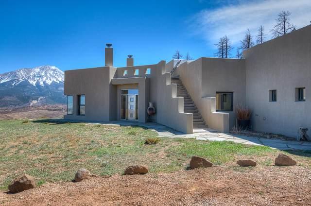 2400 Piney Ridge Rd, La Veta, CO 81055 (MLS #21-375) :: Bachman & Associates