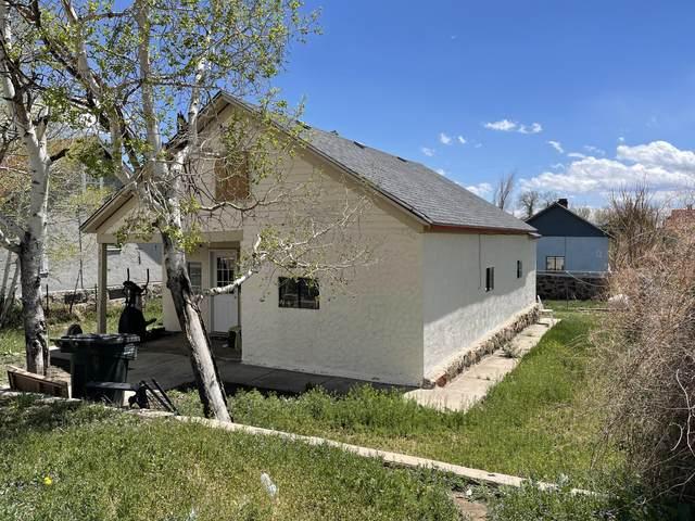 214/215.5 W 1st St, Walsenburg, CO 81089 (MLS #21-395) :: Bachman & Associates