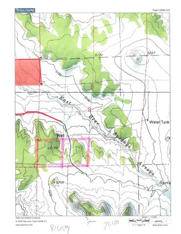 8 Las Animas Ranches, Delhi, CO 81059 (MLS #21-40) :: Bachman & Associates