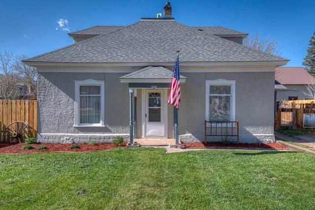 120 W Virginia St, La Veta, CO 81055 (MLS #21-403) :: Bachman & Associates