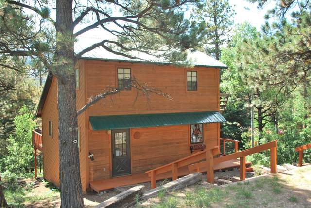 128 County Road 407, Cuchara, CO 81055 (MLS #21-412) :: Bachman & Associates