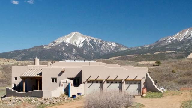 534 Piney Ridge Rd, La Veta, CO 81055 (MLS #21-413) :: Bachman & Associates