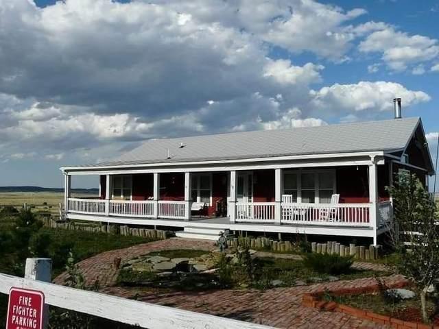 20610 Old Wagon Trail Rd, Trinidad, CO 81082 (MLS #21-44) :: Bachman & Associates