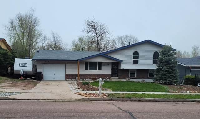 1619 Wooten Rd, Colorado Springs, CO 80915 (MLS #21-441) :: Bachman & Associates