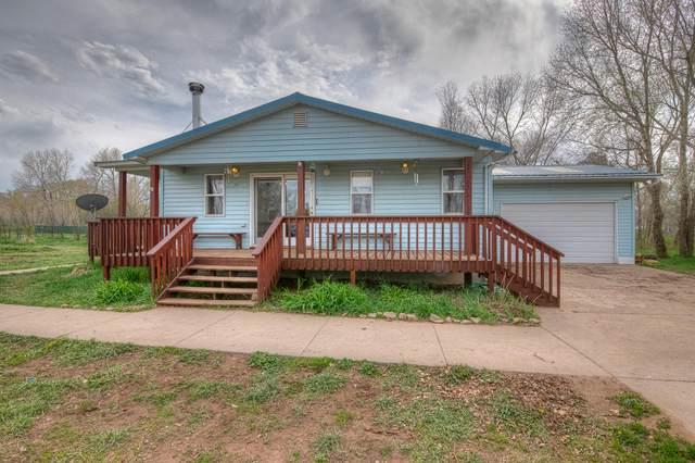 210 W 1st St, La Veta, CO 81055 (MLS #21-450) :: Bachman & Associates