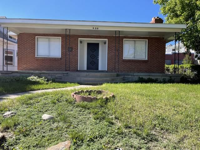 608 E 1st St, Trinidad, CO 81082 (MLS #21-495) :: Bachman & Associates