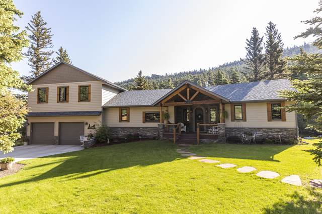 62 Lake Road, Cuchara, CO 81055 (MLS #21-654) :: Bachman & Associates