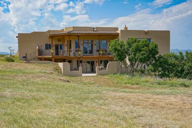 534 Piney Ridge Rd, La Veta, CO 81055 (MLS #21-748) :: Bachman & Associates