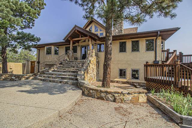 33009 Alpine Meadows Drive, Trinidad, CO 81082 (MLS #21-780) :: Bachman & Associates