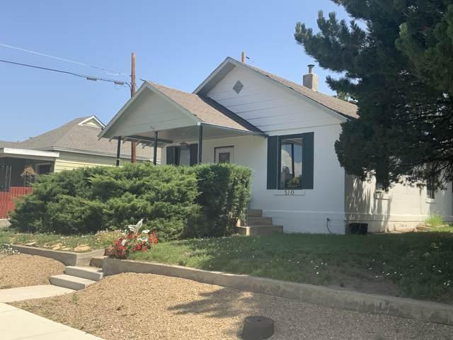 510 Walsen Ave, Walsenburg, CO 81089 (MLS #21-808) :: Bachman & Associates