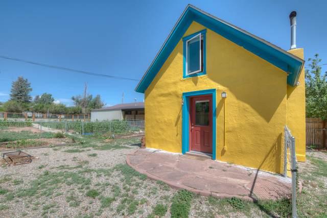 605 S Main St, La Veta, CO 81055 (MLS #21-819) :: Bachman & Associates