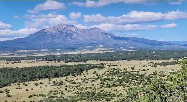 TBD Silver Spurs Ranch Filing #6 #153, Walsenburg, CO 81089 (MLS #21-939) :: Bachman & Associates
