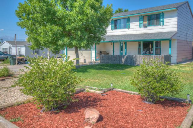 331 Welton Ave, Walsenburg, CO 81089 (MLS #18-720) :: Sarah Manshel of Southern Colorado Realty