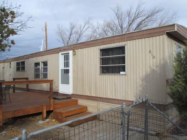 810 Montana St, Walsenburg, CO 81089 (MLS #19-1199) :: Big Frontier Group of Bachman & Associates