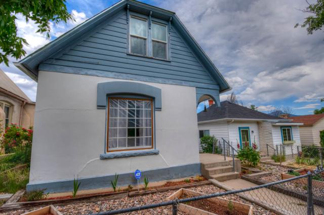 1522 Mississippi St, Trinidad, CO 81082 (MLS #19-654) :: Big Frontier Group of Bachman & Associates