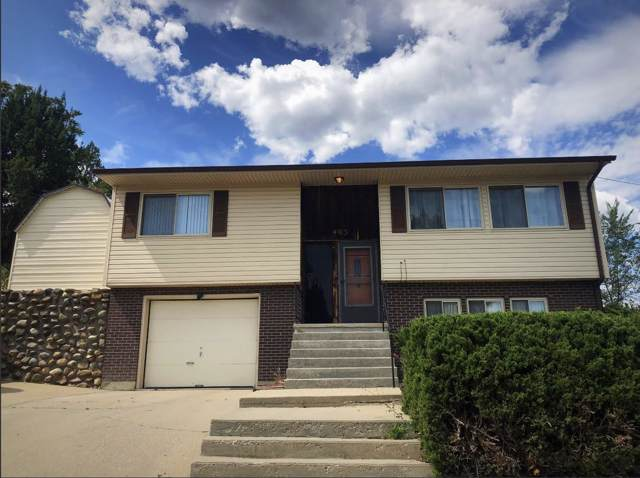 403 High St, Trinidad, CO 81082 (MLS #19-941) :: Big Frontier Group of Bachman & Associates
