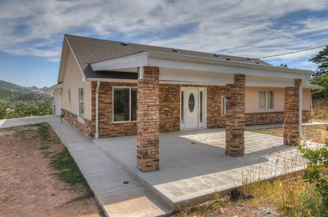 5328 Hwy 160, La Veta, CO 81055 (MLS #21-1029) :: Bachman & Associates