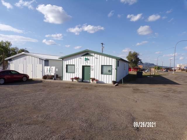 1505 Santa Fe Trail Drive, Trinidad, CO 81082 (MLS #21-12) :: Bachman & Associates