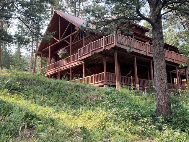 130 County Road 406, Cuchara, CO 81055 (MLS #21-851) :: Bachman & Associates
