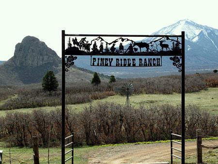 TBD Lot 9A-2 Piney Ridge Ranch, LaVeta, CO 81055 (MLS #18-394) :: Sarah Manshel of Southern Colorado Realty